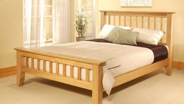 Wood Bed Frame Designs Plans Ideas
