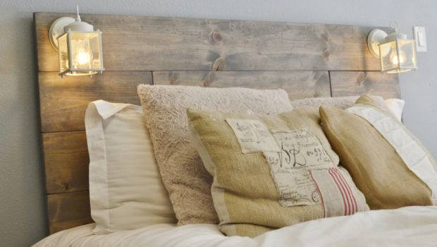 Wood Headboard White Built Knotsandbiscuits Etsy