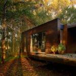 Wood House Concept Harmony Nature