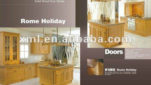 Wood Kitchen Cabinet Cabinets Product