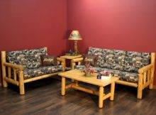 Wood Sofa Set Designs Small Living Room Brokeasshome