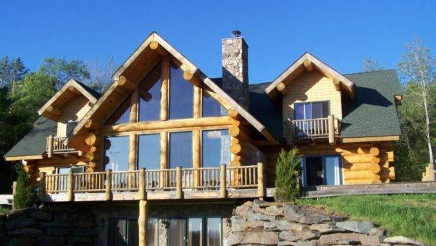 Wood Stone House Plans Charming Symbiosis