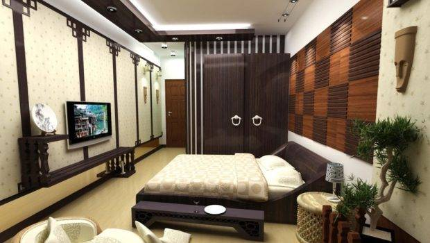 Wood Wall Interior Design House