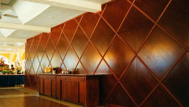 Wood Wall Panel Design Interior Inspiration Board