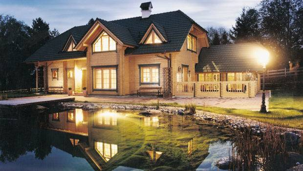 Wooden Homes Entertainment