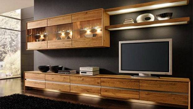 Wooden Interior Design Your Living Room Home