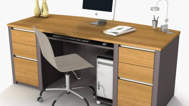 Wooden Office Furniture Modern Desk