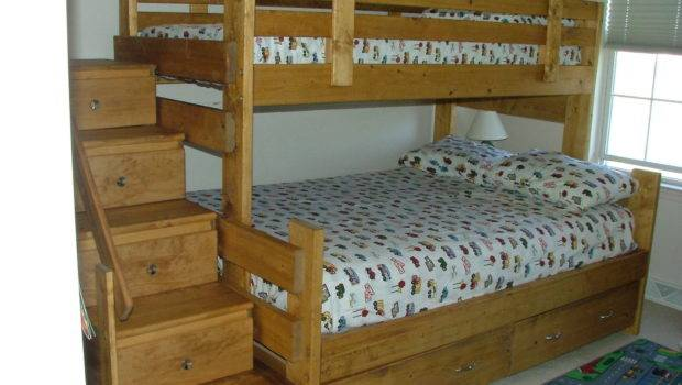 Woodwork Bunk Bedroom Plans Pdf