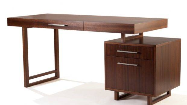 Woodwork Modern Design Desk Pdf Plans