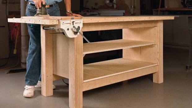 Woodworking Bench Plans Setting Your Personal