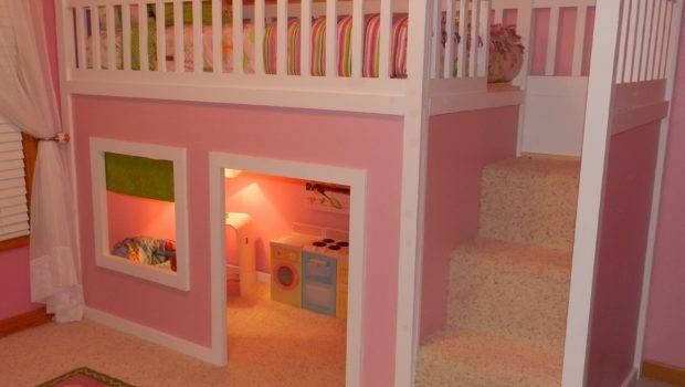 Woodworking Little Girl Loft Bed Plans Pdf