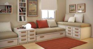 Works Here Space Saving Ideas Small Kids Rooms Room Designs
