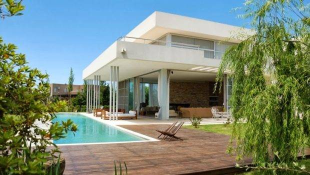 World Architecture Amazing Modern Agua House Barrionuevo