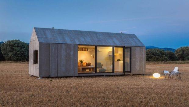 World Architecture Portable Home Small House Living Modern