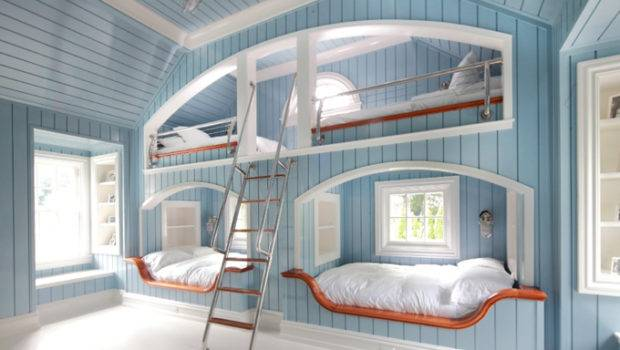 World Top Most Amazing Bunk Beds