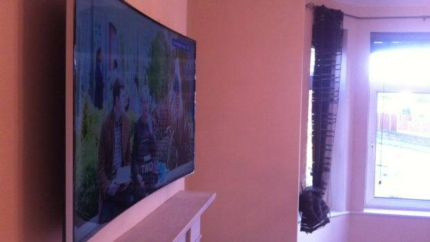 Worsley Solutions Wall Mounting Aerial Installation