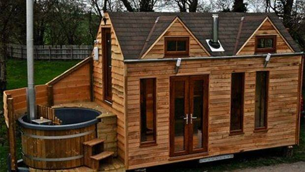 Would Live Tiny House