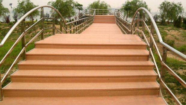 Wpc Decking Wood Plastic Composite Deck Floor Eco Friendly Board