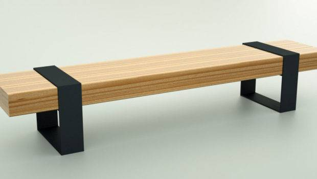 Wrap Bench Offers Contemporary Extremely