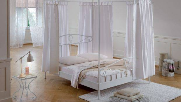Wrought Iron Canopy Bed Furniture Visit Has South Coast King