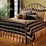 Wrought Iron Four Poster Bed Browse Shop