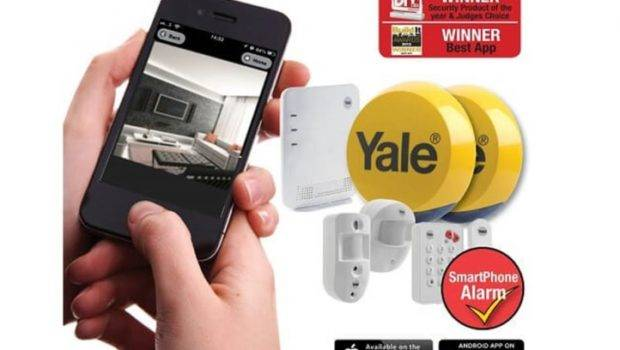Yale Smartphone Home Alarm Kit Absolute