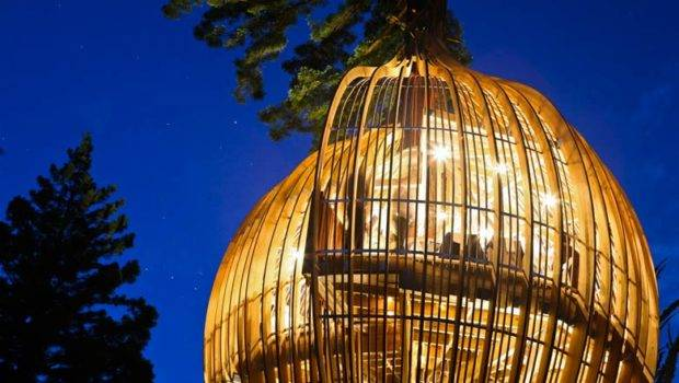 Yellow Treehouse Restaurant Auckland New Zealand