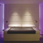 Yet Cool Bedroom Lighting Design Ideas Elegant Purple Master