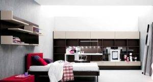 Young Man Teenage Bedroom Idea Plan Ideas