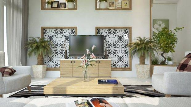 Your Eye Travels Floor Ceiling Living Room Design