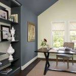 Your Home Rooms Color Boldly Accented Office