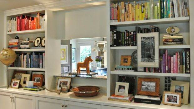 Your Neighbor Steps Easy Fun Bookcase Styling