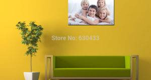 Your Print Acrylic Cheap Living Room Wall
