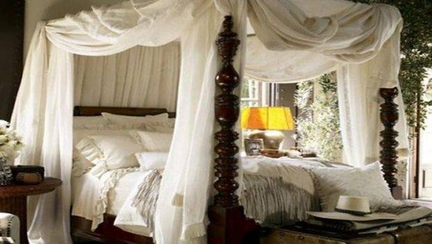 Yourself Bed Canopy Above Other Parts Various Design
