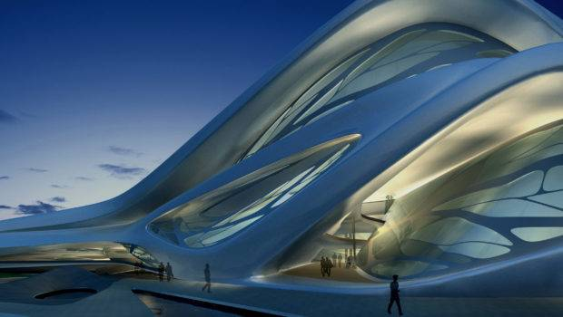 Zaha Hadid Fashion Blog