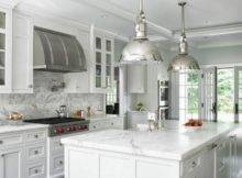 Zhush Seven Inspiring White Kitchens