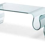 Zuo Modern Discovery Coffee Table Tempered Glass Commerce