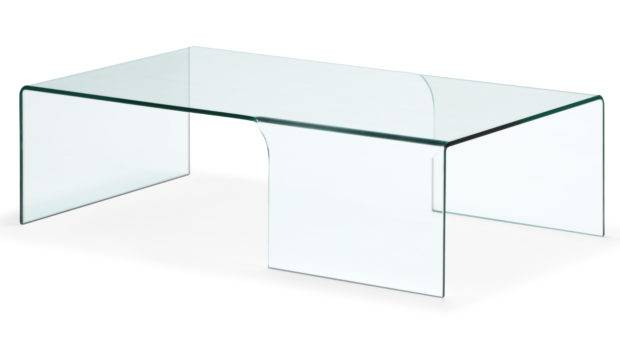 Zuo Modern Sabbatical Coffee Table Tempered Glass Commerce